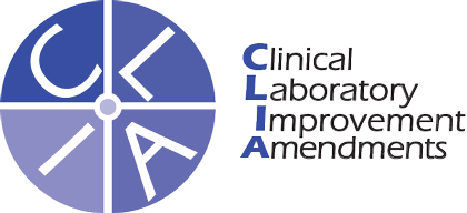 Clinical Laboratory Improvement Amendments logo image